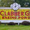 MET 102618 Clabber Girl Sign Far