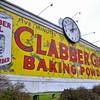 MET 102618 Clabber Girl Sign Close