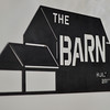 MET 100118 The Barn Sign