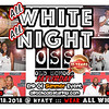 "Our annual ""ALL WHITE. ALL NIGHT"" event ::: Hyatt Regency --- Aug.18.2018 :::: Tickets and VIP Tables -> oldschoolsaturday.com"