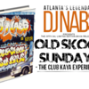 """@djnabsinlab will be at OSS May.26.2018 ——> Check out DJ Nabs' book #OldSkoolSundays - The Club Kaya Experience ——— """"Thank goodness I managed to keep just about everything from Old Skool Sundays,"""" said DJ Nabs, author of """"Old Skool Sundays – The Club Kaya Experience."""" """"I held onto photographs, flyers, you name it. This book really is a time capsule of an era we'll never see again."""" In the late 1990s just before the city's full-on hip-hop and rap explosion, Old Skool Sundays lit the spark. The brainchild of DJ Nabs, this legendary weekly music event at Club Kaya in Midtown Atlanta became the place to be, helping launch the careers of Jay Z, Ludacris, and others. Simultaneously, old school superstars from the Sugarhill Gang to Kurtis Blow regularly rocked the house. Of course, DJ Nabs served as ringmaster, helming the decks. """"I'm grateful for the opportunity to share Atlanta music history with generations to come,"""" DJ Nabs explained. """"Our city's hip-hop story continues, and I'm proud to have been a part of such an exciting chapter."""" For more information about """"Old Sundays – The Club Kaya Experience"""" or to purchase the limited edition book, visit:  <a href=""""http://www.themaddj.com"""">http://www.themaddj.com</a>"""