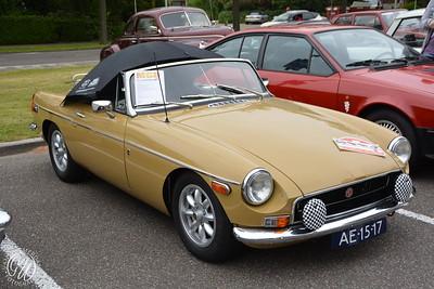 MG B, 1972