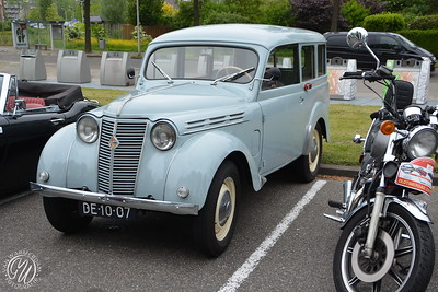 Renault R2101, 1956