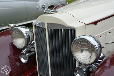 Packard Eight Coupe, 1934