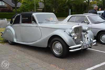 Jaguar Mark V, 3,5 litre Drophead Coupe 1951