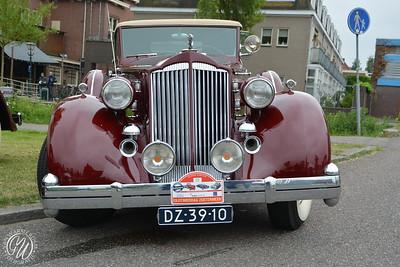 Packard Twelve Model 1207 Series, 1935