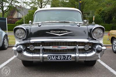 Chevrolet Bel-Air, 1957