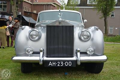 Rolls Royce Silver Cloud, 1960