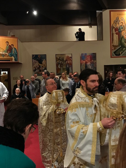 Ordination to the Diaconate - Vasilis Yacalis
