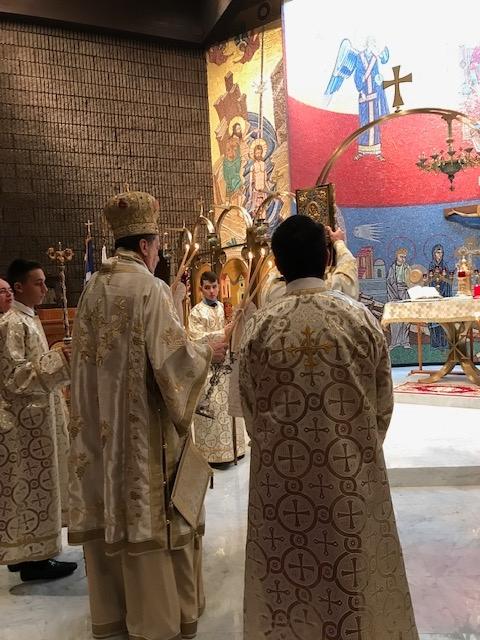 Ordination to the Diaconate - Vasilis Yacalis
