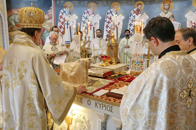 Ordination to the Priesthood - Alex Radulescu
