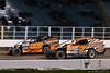 Chevy Performance 75 - NAPA Auto Parts Super DIRT Week XLVII - Oswego Speedway - 48a Chris Corbett, 7w Devin Willis