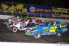 Chevy Performance 75 - NAPA Auto Parts Super DIRT Week XLVII - Oswego Speedway - 20k Kyle Inman, 92p Martin Pelletier