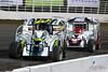 Chevy Performance 75 - NAPA Auto Parts Super DIRT Week XLVII - Oswego Speedway - 3jr DJ Forbes