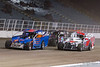 Chevy Performance 75 - NAPA Auto Parts Super DIRT Week XLVII - Oswego Speedway - 621 Brian Hudson, 18 Chris Cayea