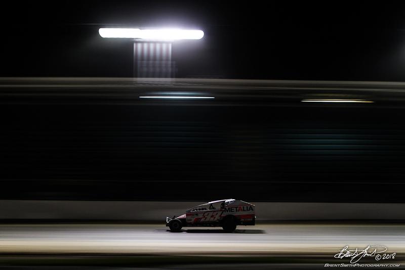 Chevy Performance 75 - NAPA Auto Parts Super DIRT Week XLVII - Oswego Speedway - 33xl Alex Lajoie