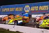 Chevy Performance 75 - NAPA Auto Parts Super DIRT Week XLVII - Oswego Speedway - 1m Tyler Murray