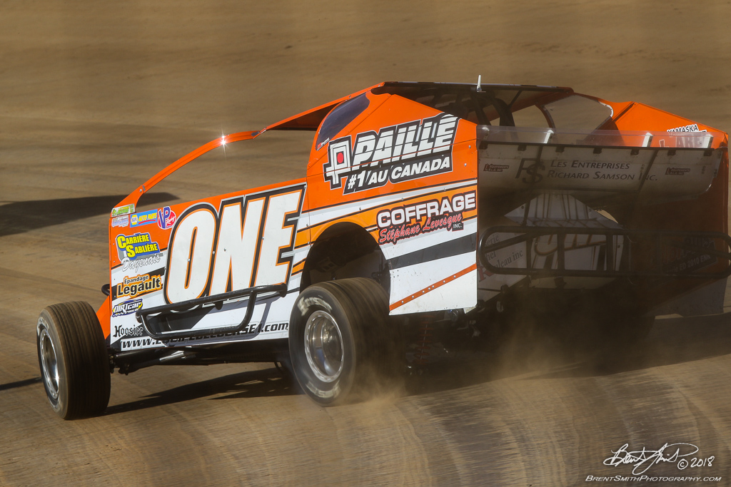 Camping World 150 - NAPA Auto Parts Super DIRT Week XLVII - Oswego Speedway - ONE David Hebert