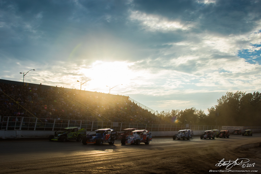 Camping World 150 - NAPA Auto Parts Super DIRT Week XLVII - Oswego Speedway
