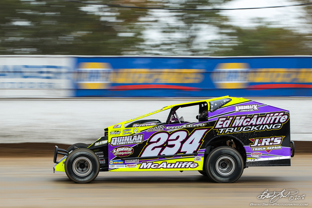Chevy Performance 75 - NAPA Auto Parts Super DIRT Week XLVII - Oswego Speedway - 234 Adam McAuliffe