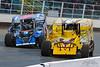 Billy Whittaker Cars 200 - NAPA Auto Parts Super DIRT Week XLVII - Oswego Speedway - 44 Stewart Friesen, 5 Ryan Godown