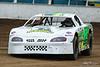 DIRTcar Pro Stock 50 - NAPA Auto Parts Super DIRT Week XLVII - Oswego Speedway - 8 Marc Lalonde