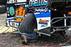 Billy Whittaker Cars 200 - NAPA Auto Parts Super DIRT Week XLVII - Oswego Speedway - 111 Demetrius Drellos