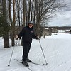 ZACH TERRY HITS THE SLOPES.  HE IS A GOOD SKIIER  !!!