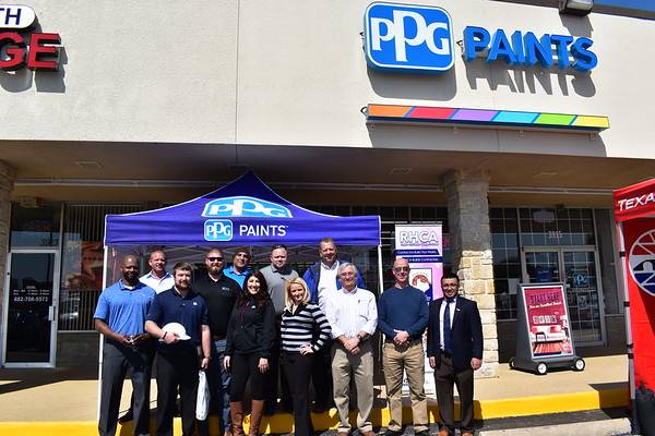 PPG Paints Grand Opening - Lake Worth, TX 03 13 18