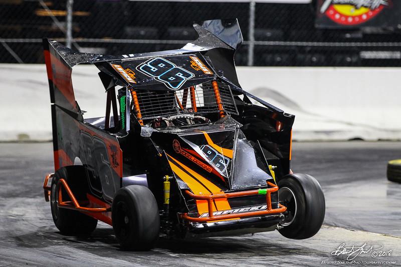 Ironton Telephone Indoor Auto Racing - PPL Center - Allentown, PA