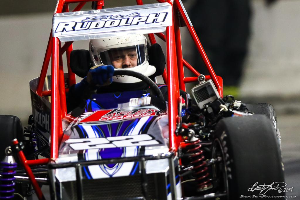 Ironton Telephone Indoor Auto Racing - PPL Center - Allentown, PA - 22 Erick Rudolph