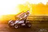 PA Sprint Car Speedweek - Port Royal Speedway - 53 Jessie Attard