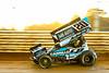 PA Sprint Car Speedweek - Port Royal Speedway - 20 Ryan Taylor