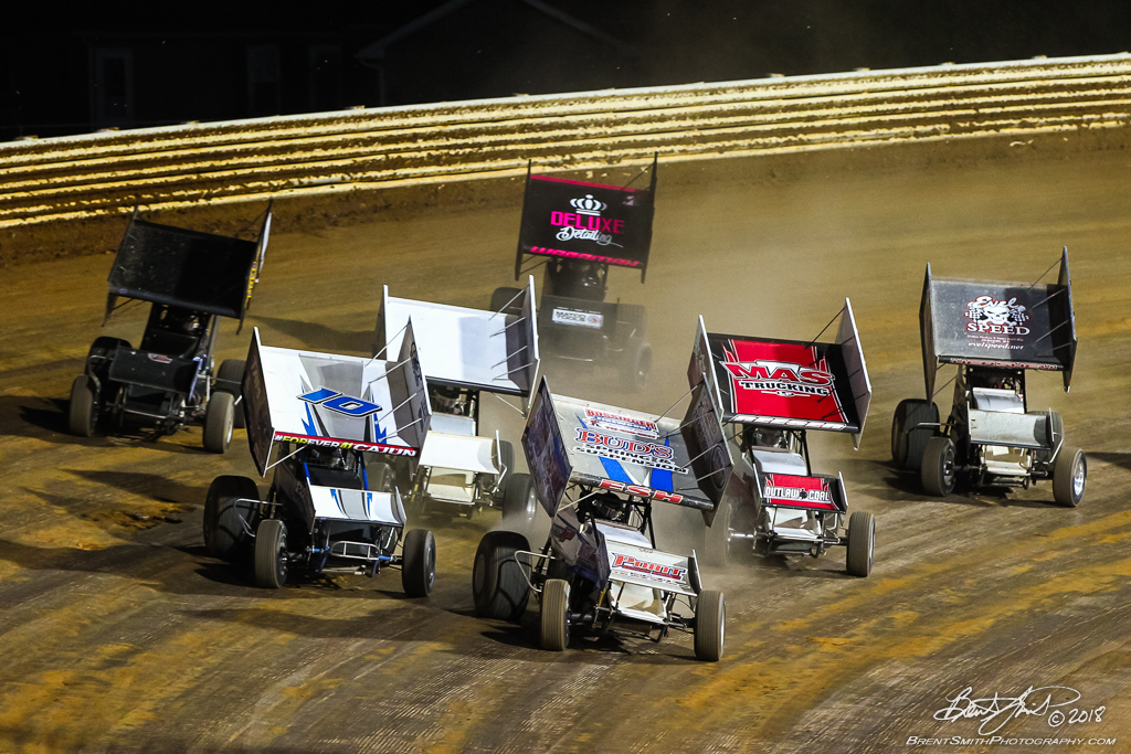 PA Sprint Car Speedweek - Port Royal Speedway