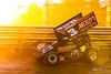 PA Sprint Car Speedweek - Port Royal Speedway - 3Z Brock Zearfoss