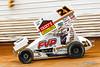 Tuscarora 50 - Arctic Cat All Star Circuit of Champions - Port Royal Speedway - 21 Brian Brown