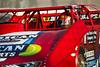 Fallen Heroes Championship - Port Royal Speedway - 7 Rick Eckert