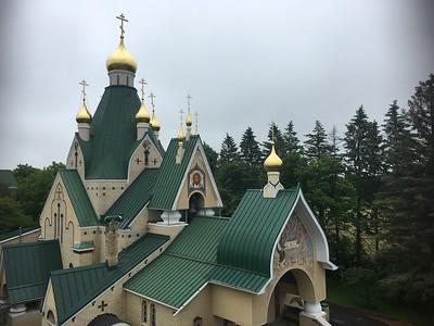 Parish Jordanville Pilgrimage 2018