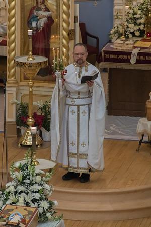 Paschal Liturgy 2018