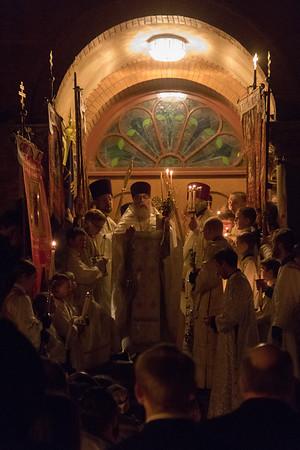 Paschal Matins & Liturgy 2018