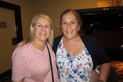Past and Present Mums Movie Night 2018