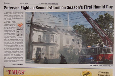1st Responder Newspaper - August 2018