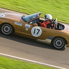 Ecobat Pegasus Sprint - 20th Oct. 2018<br /> Entry No. 17 - Anthony Brown, Mazda MX5<br /> Picture: Duncan Shepherd