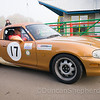 Ecobat Pegasus Sprint - 20th Oct. 2018<br /> Entry No. 17 Anthony Brown, Mazda MX5<br /> Picture: Duncan Shepherd