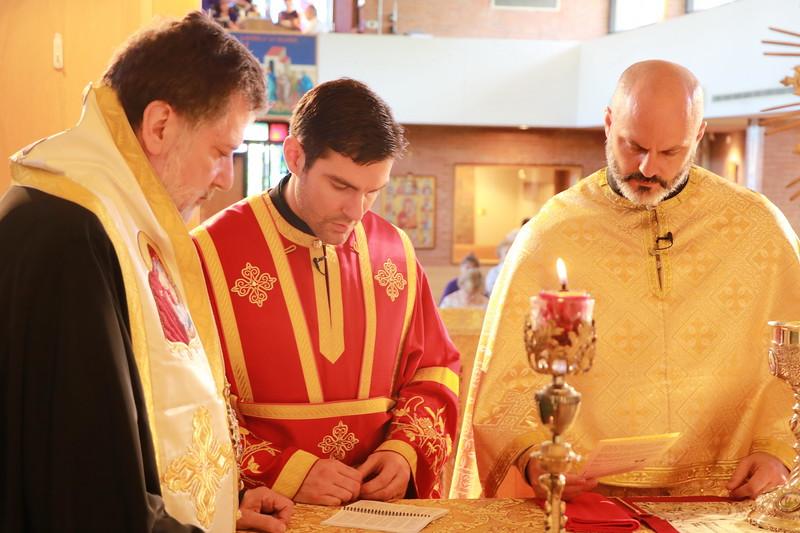 Pentecost Liturgy & Kneeling Prayers