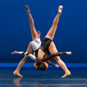 13 - Dark Side - Contemporary Duo - Jorden and Alyssa