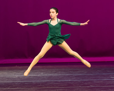 15 - Keep an Eye on Me - Lyrical Solo - Annabel Harper