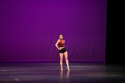 "07 ""Fire"" Contemporary Solo - Kate Cooper"