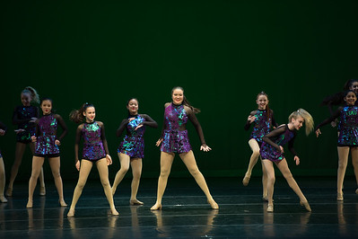 "03 San Ramon Fall 17 ""Word Up"" Jr Company Jazz Rehearsal Fri 7:30pm"