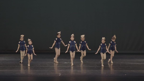 Block 2 09 PLS Fall 17 Bossa Nova Debut Dancer Tap Rehearsal 11am